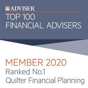 To show firm is part of Quilter Financial Planning, an award winning UK network of advisers